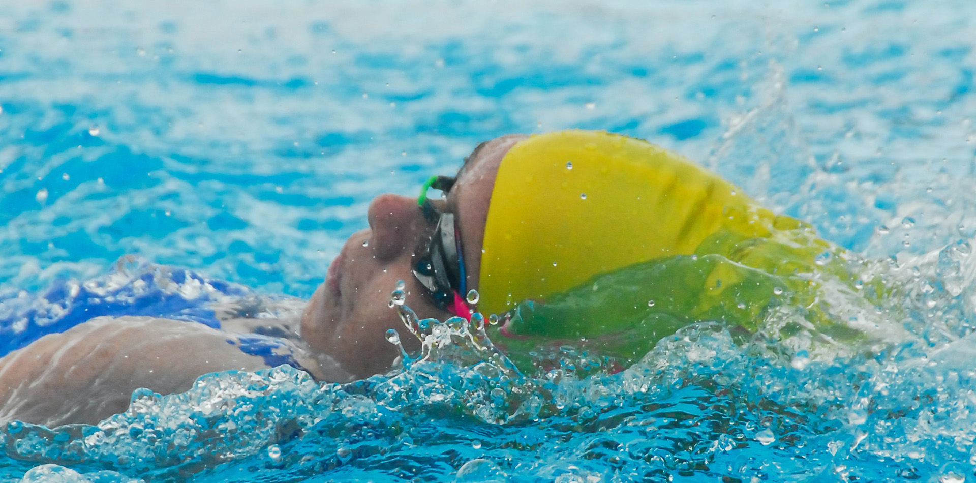 Nauka pływania dla najmłodszych